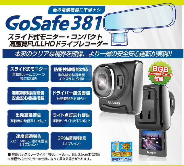 GoSafe381